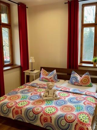 Penzión Astoria Ľubochňa VIP PLUS posteľ