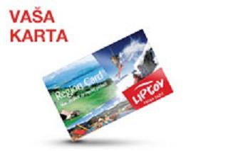 x LIPTOV REGION CARD