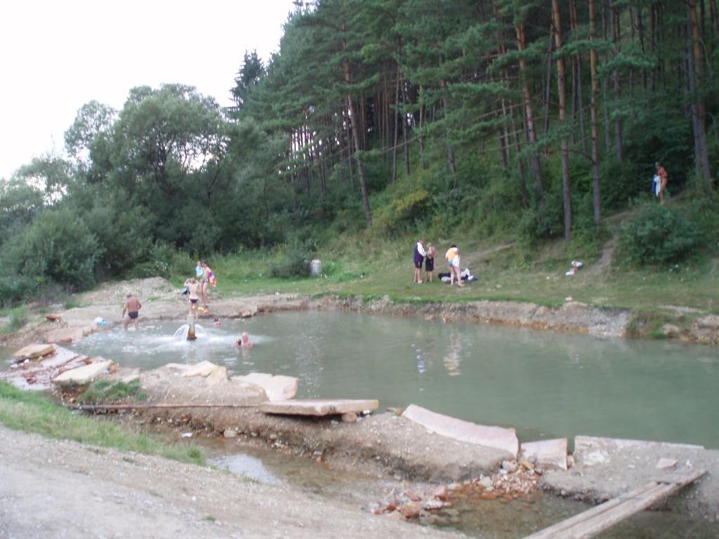 Termálna voda Kalameny