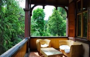 luxusné ubytovanie s terasou